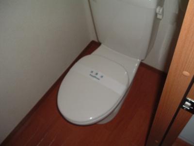 コスモスのトイレ