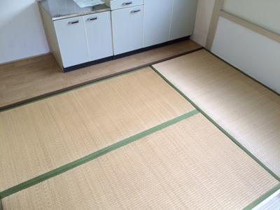 【居間・リビング】第2太陽ハイツ