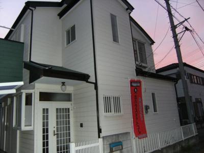 【外観】鴻巣市松原1丁目/家具付リフォーム済中古住宅