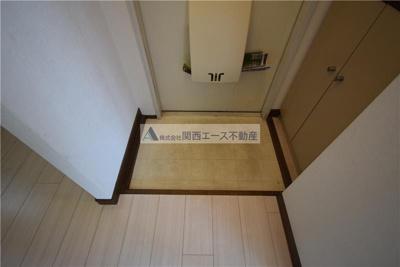 【玄関】グリーンノート