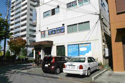 【外観】ちこうビル 店舗事務所
