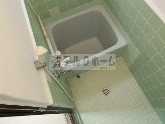 太平寺1丁目平屋(柏原市太平寺) 浴室