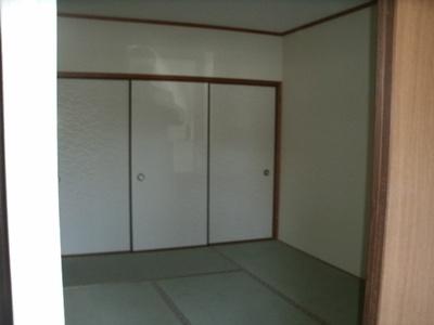 【内装】クラインガルテン帝塚山南