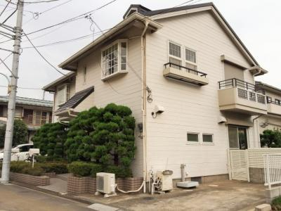 【外観】ツインハウス16(久我山賃貸一戸建て)