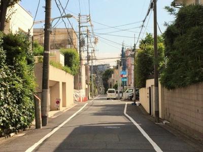 閑静な邸宅街「渋谷区松涛」
