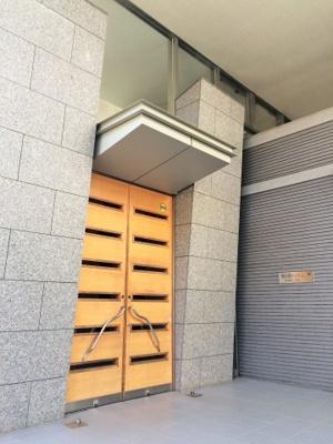 【エントランス】駒場ハイムデュークガーデン
