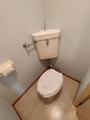 【トイレ】グランドシャトー山本