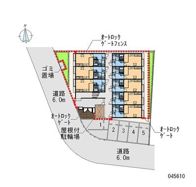 【地図】MURAKAMI