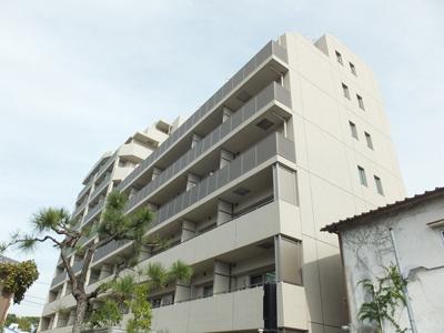 2014年4月築の賃貸マンションです。
