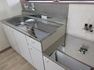 【キッチン】ハイツ敷島