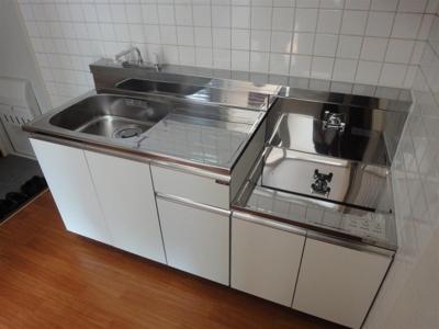 【キッチン】キクヤビル