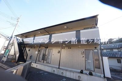 【外観】クレスト藤ヶ丘ⅡB棟