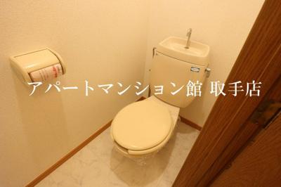 【トイレ】パストラルハイツ