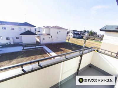 【展望】羽生市上村君/新築分譲住宅全5棟