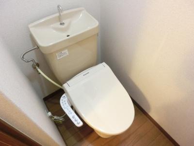 【トイレ】水笠ハイツ