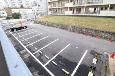 【駐車場】アロハ名谷