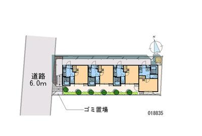 【区画図】Y'sハウス