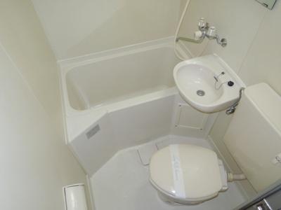 【浴室】新星ビル上小阪