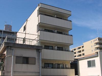 【外観】アイリスハイツ5号館