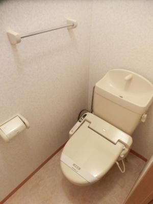 【トイレ】ヴァンテアン・カルモ