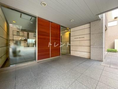 【エントランス】パークハウス本郷三丁目