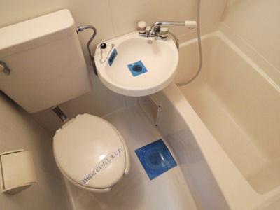 【浴室】メゾン・ド・ラマージュ