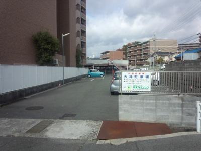 【外観】大神駐車場(三碓)
