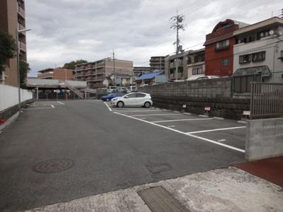 大神駐車場(三碓)