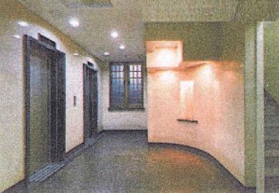 EVホール