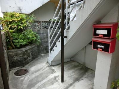【外観】奥松アパート