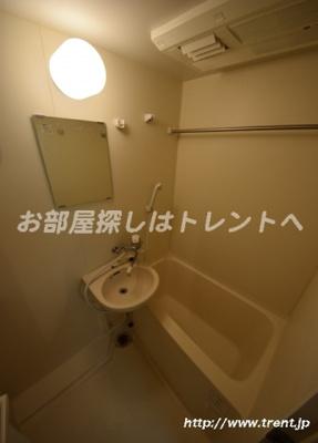 【浴室】ステージファースト神楽坂Ⅱ