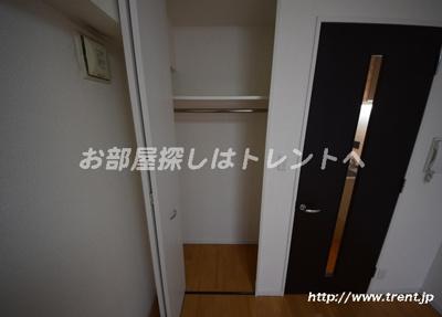 【収納】ステージファースト神楽坂Ⅱ