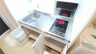【浴室】オーロラハイツナカノ