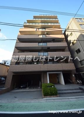 【外観】サンマンションアトレ飯田橋
