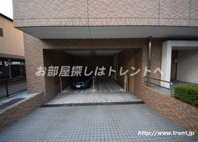 【その他共用部分】サンマンションアトレ飯田橋