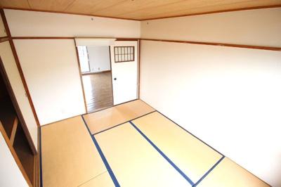 【和室】醍醐上ノ山団地B1棟