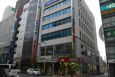 【外観】岡本ビル(北瓦町)4階