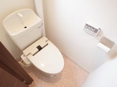 【トイレ】第5土肥ビル