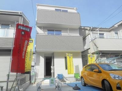 【外観】さいたま市北区東大成町2丁目/新築分譲住宅全1棟