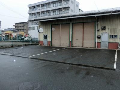 【外観】深井清水町 倉庫