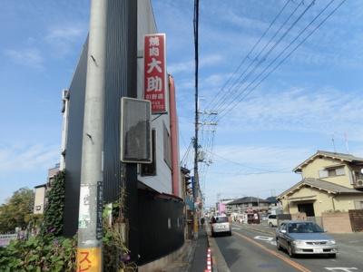 【外観】引野町 店舗戸建