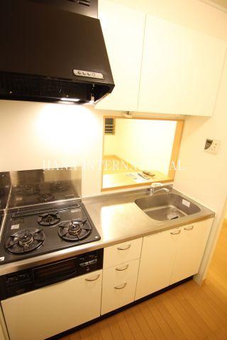 【キッチン】U