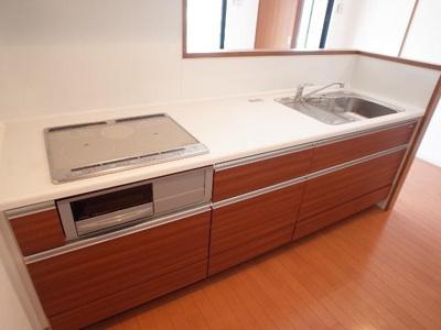 エコルクス地行(2LDK) キッチン 写真は別号室タイプです