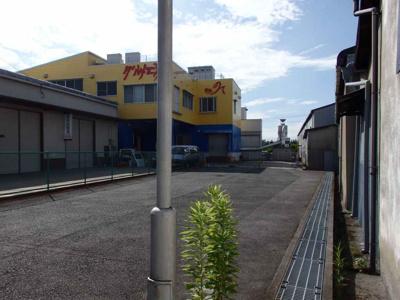 【外観】阪本町 倉庫