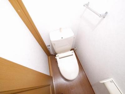 【トイレ】ハイツ久Ⅱ