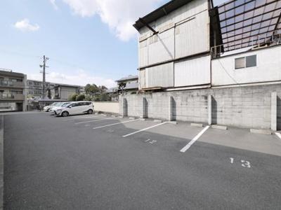 【駐車場】ハイツ久Ⅱ