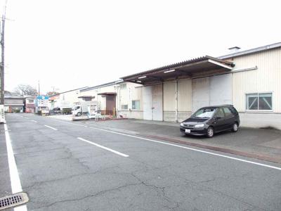【外観】八尾木北 倉庫