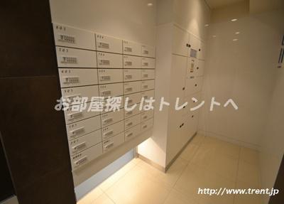 【その他共用部分】クレイシア新宿パークコンフォート