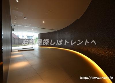 【ロビー】クレイシア新宿パークコンフォート