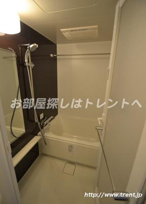 【浴室】クレイシア新宿パークコンフォート